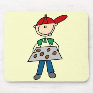 Figura camisetas y regalos del palillo de las gall tapete de ratón