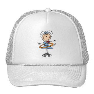 Figura camisetas y regalos del palillo del aro de gorros bordados