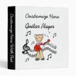 Figura camisetas y regalos del palillo del guitarr