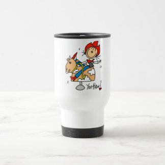 Figura camisetas y regalos del palillo del Haw de  Taza De Café