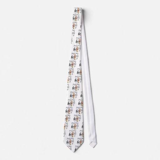 Figura camisetas y regalos del palillo del jugador corbatas personalizadas