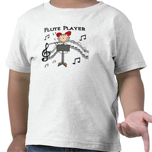 Figura camisetas y regalos del palillo del jugador