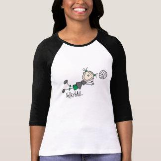 Figura camisetas y regalos del palillo del poleras