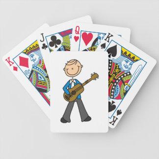 Figura camisetas y regalos masculinos del palillo  cartas de juego