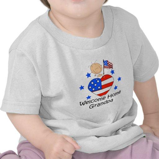 Figura casera agradable bebé del palillo del camisetas