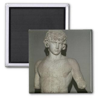 Figura de Antinous después del ANUNCIO 130 Iman De Frigorífico