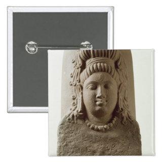 Figura de Ekamukha Siva-Linga del templo en K Pin Cuadrado