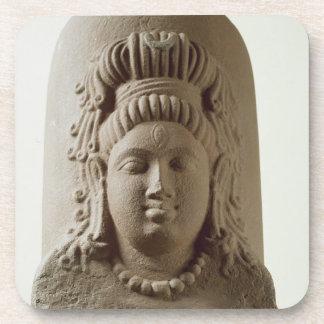 Figura de Ekamukha Siva-Linga del templo en K Posavasos