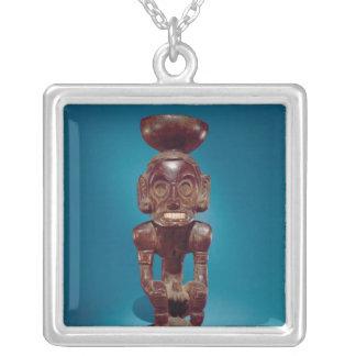 Figura de la deidad, República Dominicana Colgantes