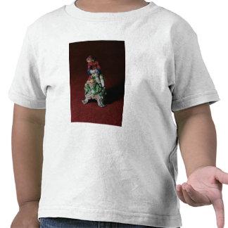 Figura de la porcelana del arco del invierno c 17 camisetas