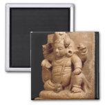 Figura de Siva como Vamana, maharashtra de Mansar  Iman De Frigorífico