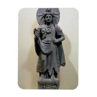 Figura del Bodhisattva de Mekha-Sanda cerca de Sh Iman De Vinilo