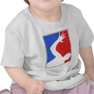 ¡Figura del hombre de alcalde League! ¡diseño excl Camisetas