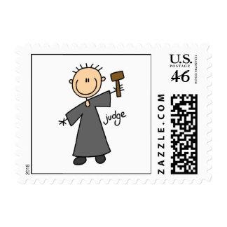 Figura del palillo del juez