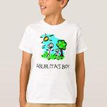Figura del palillo del muchacho de Abuelita Camisas