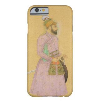 Figura derecha de un príncipe de Mughal del