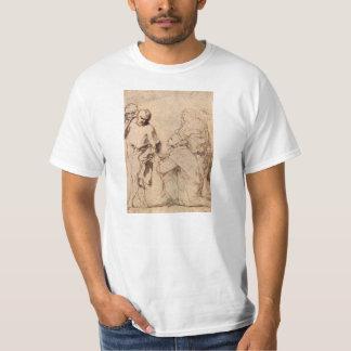 Figura estudio de Paul Rubens Polera