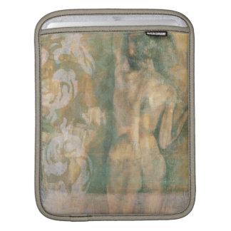 Figura femenina desnuda de Jennifer Goldberger Fundas Para iPads