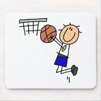 Figura fregadero T-shirs del baloncesto y regalos  Tapete De Ratones