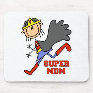 Figura mamá estupenda Mousepad del palillo