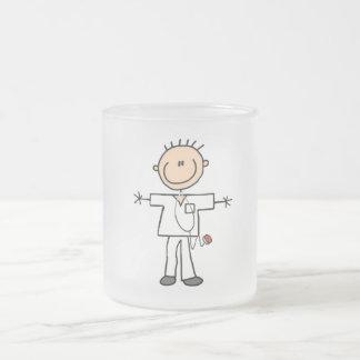 Figura masculina camisetas y regalos del palillo d taza