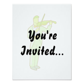 Figura masculina extracto green.png del violinista invitación