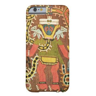 Figura mitológica bordada, Paracas Necropoli Funda Para iPhone 6 Barely There
