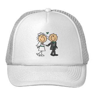 Figura novia del palillo y camisetas y regalos del gorras