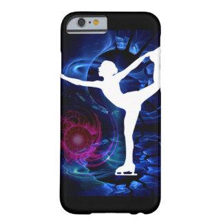 Figura patinador en el hielo del tecnicolor funda barely there iPhone 6