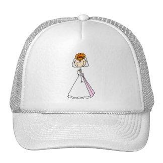 Figura Red Hat del palillo de la novia Gorro