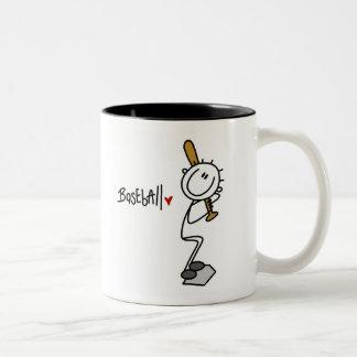 Figura simple camisetas y regalos del palillo del  tazas de café