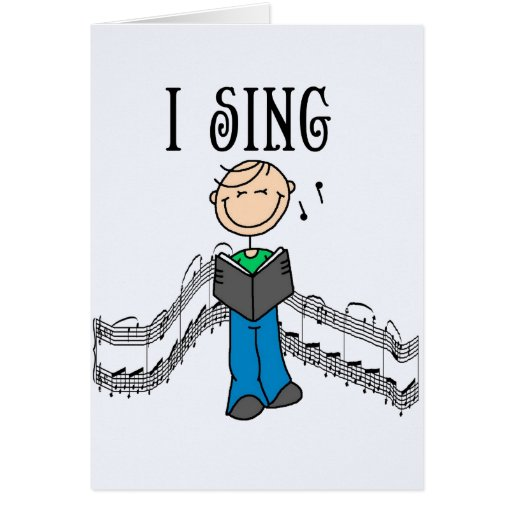 Figura varón del palillo canto las camisetas y los felicitacion