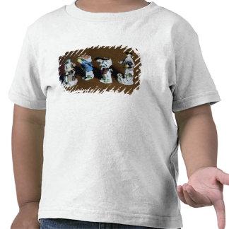 Figuras de Meissen saddler vendedor de la cabra Camisetas