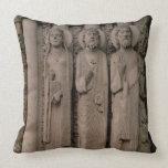 Figuras del viejo testamento, de las aspilleras de almohada