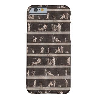 Figuras romanas antiguas obras clásicas escolar o funda para iPhone 6 barely there