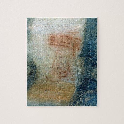 Figuras simbólicas (pintura de cuevas) puzzles