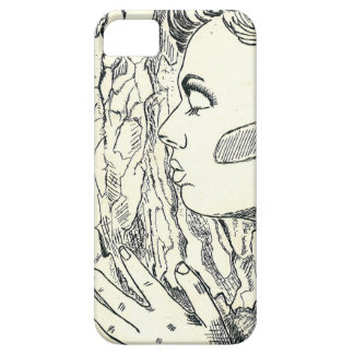 "Figurative/Portrait Art, ""Love Thawed Out"" iPhone SE/5/5s Case"