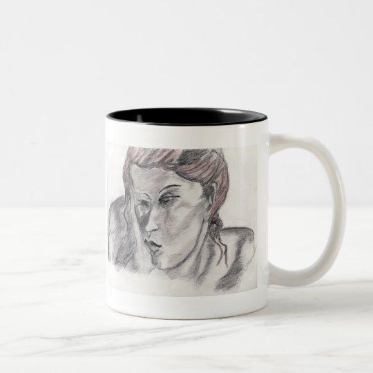 Figurative Study Mug