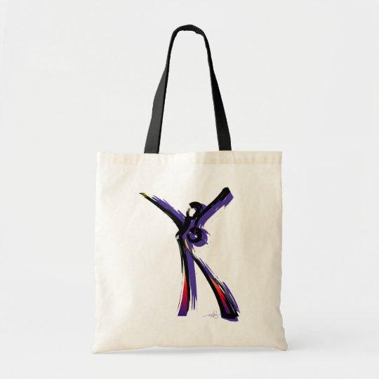 Figurative Woman Tote Bag