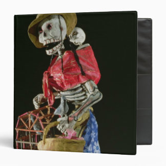 Figure for The Day of the Dead Binder