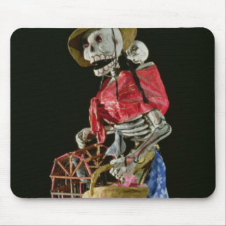 Figure for The Day of the Dead Mouse Pad