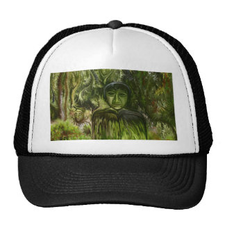 Figure in the Forest by rafi talby Trucker Hat