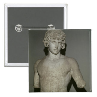 Figure of Antinous, after 130 AD Button