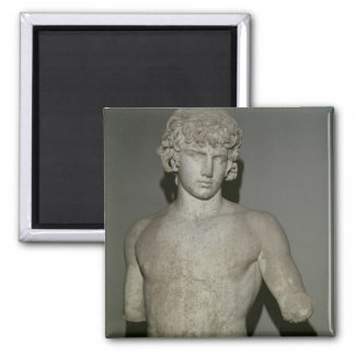 Figure of Antinous, after 130 AD Fridge Magnets