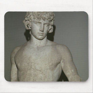 Figure of Antinous, after 130 AD Mouse Pad