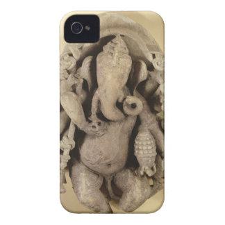 Figure of Ganapati, Chandella Dynasty (sandstone) Case-Mate iPhone 4 Case