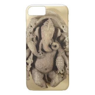 Figure of Ganapati, Chandella Dynasty (sandstone) iPhone 8/7 Case