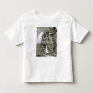 Figure of Grief, from the tomb of Pierre Gareau (d Shirt