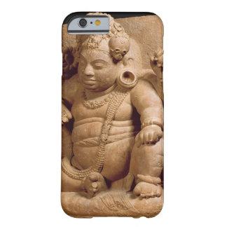Figure of Siva as Vamana, Mansar Maharashtra (red Barely There iPhone 6 Case