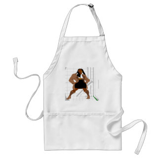 Figure Reference 2 (Paint.net) Adult Apron
